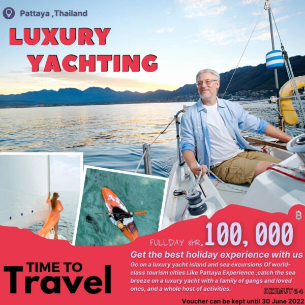 Enjoy a full Day 8 hours on a luxury private yacht